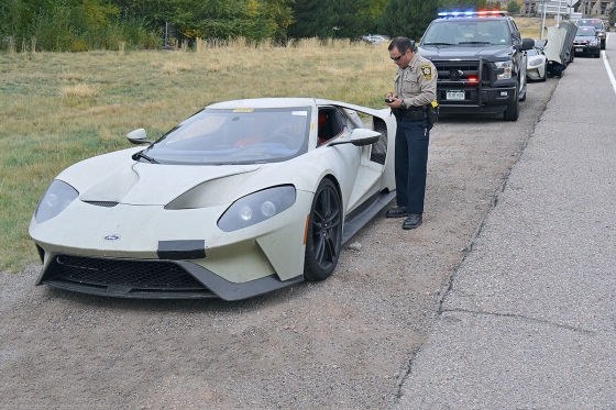 Ford GT Prototyp