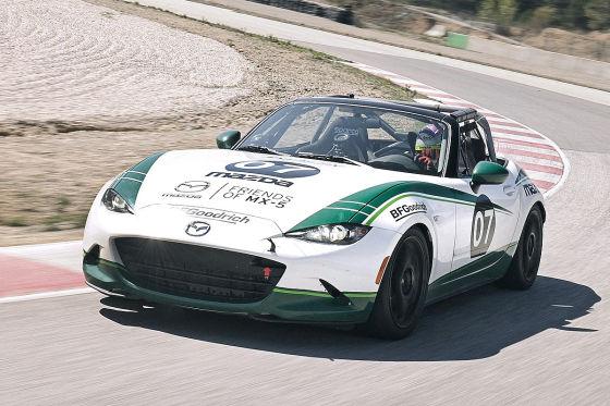 Mazda Rennen deines Lebens