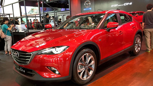 video: mazda cx-4 (auto china 2016) - autobild.de