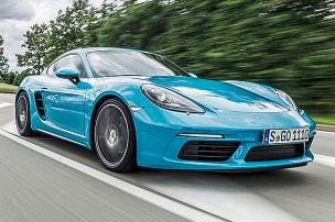 Porsches neues Einstiegsmodell