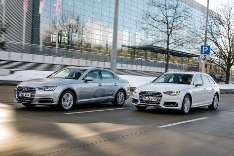 Audi A4 Kaufberatung Autobildde
