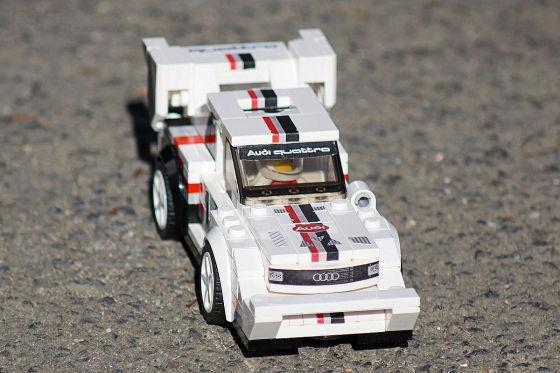 Lego und Käfer – geht das gut?
