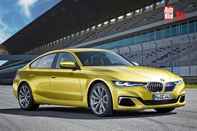 Video: BMW 4er Gran Coupé (2021) - autobild.de