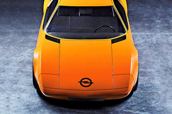 Opel GT Genève
