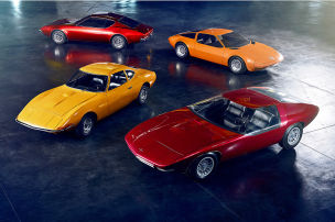 Opels wilde Design-Jahre