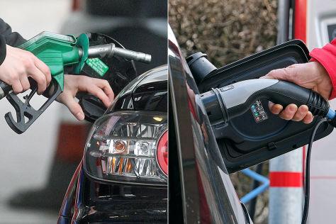 E-Autos im ADAC-Kostenvergleich: Elektro schlägt Benziner - autobild.de