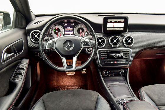 Mercedes A-Klasse  200 7G-DCT (W176)
