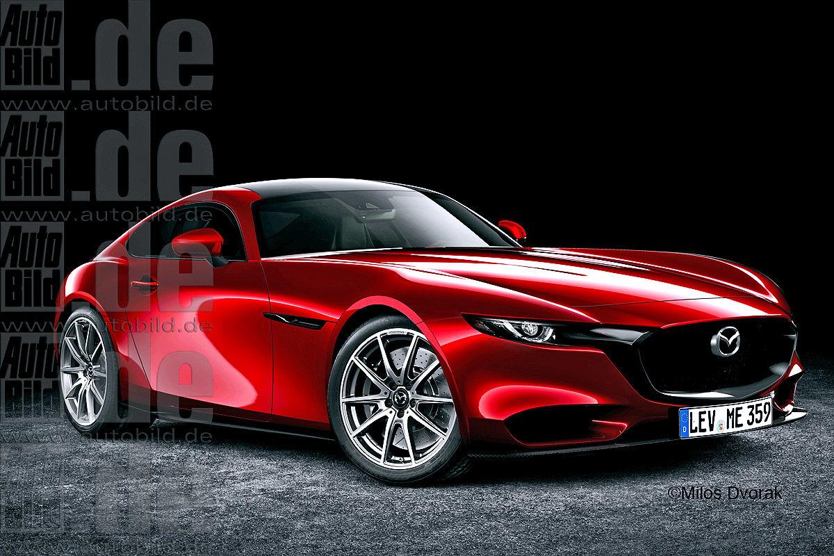 Neue Mazda (2019 und 2020)