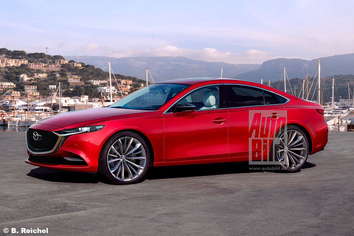 Neue Mazda (2019 und 2020) - Bilder - autobild.de