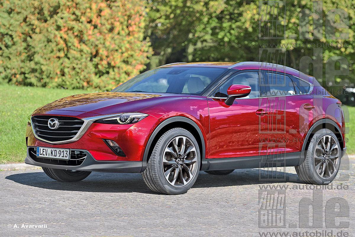 Neue Mazda 2019 Und 2020 Bilder Autobild De