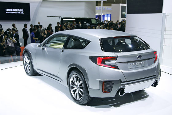 Toyota Gt86 Shooting Brake Concept Studie Autobild
