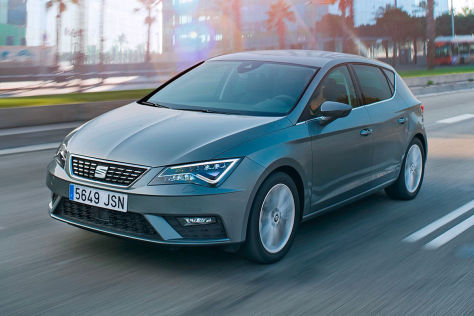 seat leon facelift 2017 alle infos ps marktstart. Black Bedroom Furniture Sets. Home Design Ideas