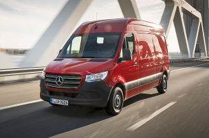 Mercedes Sprinter (2018): Test
