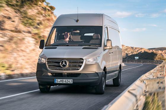 Mercedes Sprinter (2018): Erste Infos