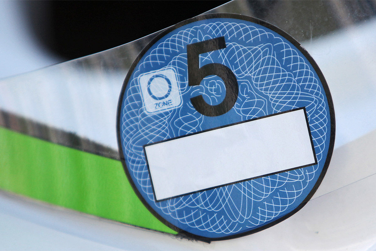 Neue Abgasnorm 6 - Blaue Plakette