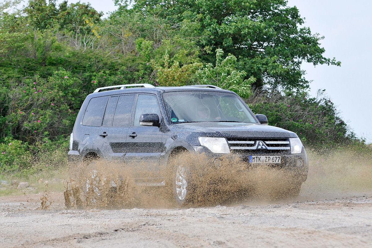 Gebrauchtwagen-Test Mitsubishi Pajero