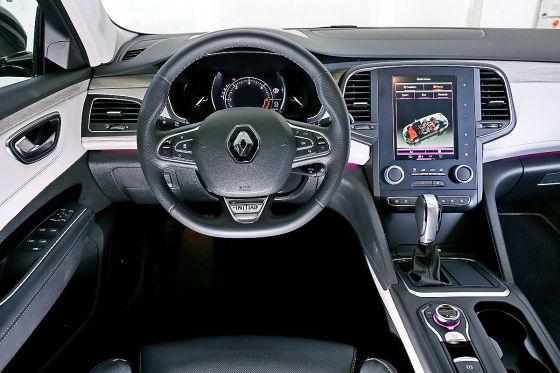 Mazda 6 Renault Talisman
