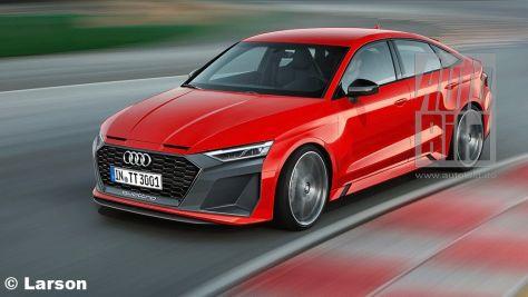 Audi TT-Nachfolger (2021): Vorschau