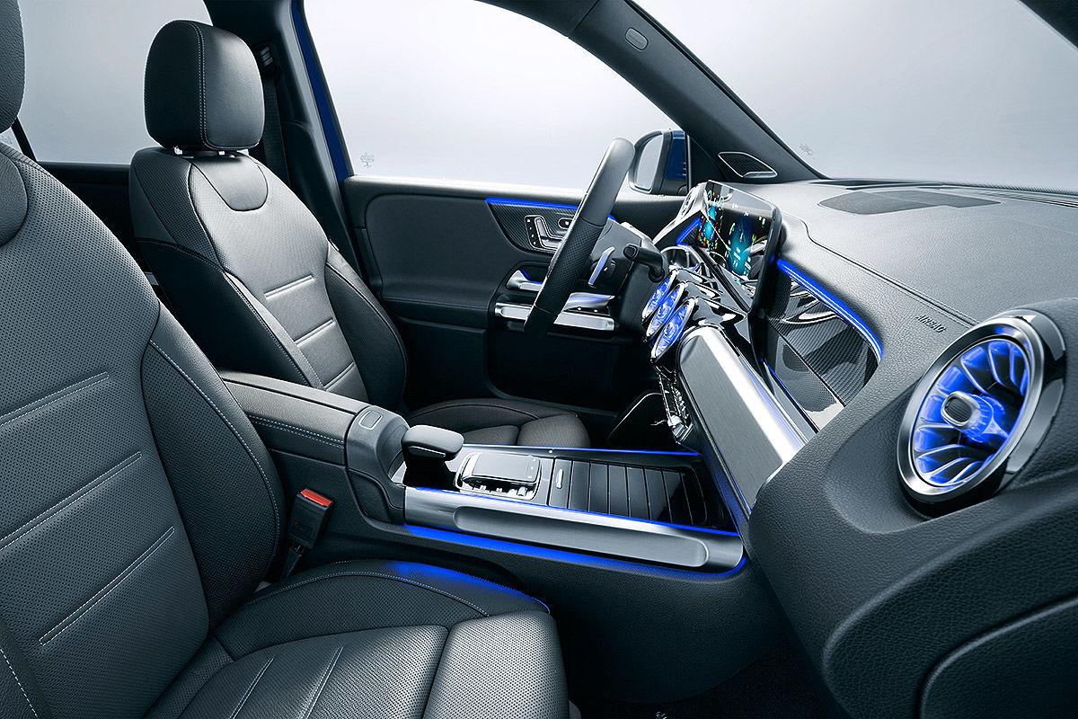 Mercedes GLB (2019): Bilder