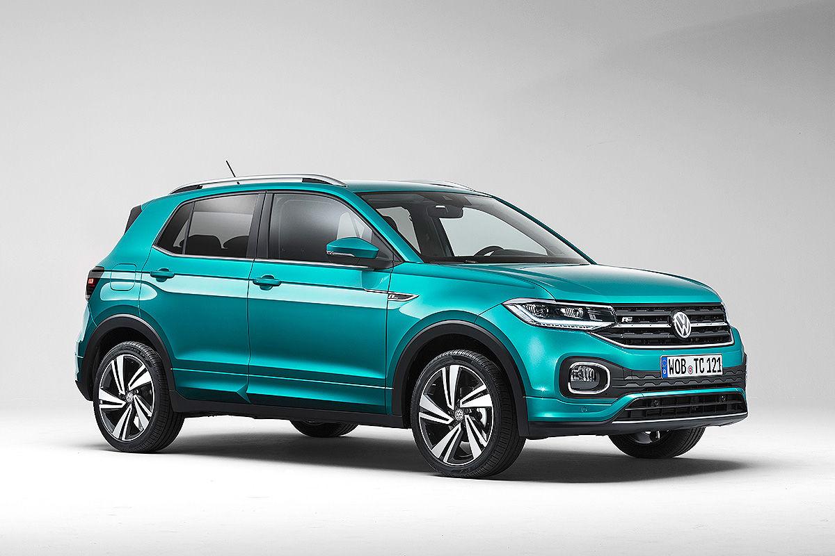 VW Polo-SUV/T-Cross (2018): Infos und Bilder