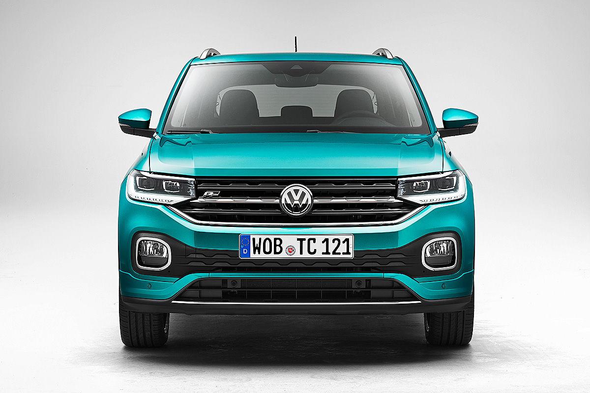 VW Polo-SUV/T-Cross (2018): Vorschau, Motoren und Erlkönig