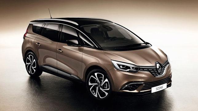 Video Renault Grand Scénic 2016 Autobildde