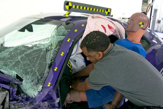 Crashtest: Muscle Cars