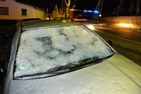 Hagelschaden Am Auto Wann Zahlt Die Kfz Versicherung Autobild De