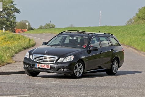 Mercedes E-Klasse (W 212): Gebrauchtwagen-Test - autobild.de