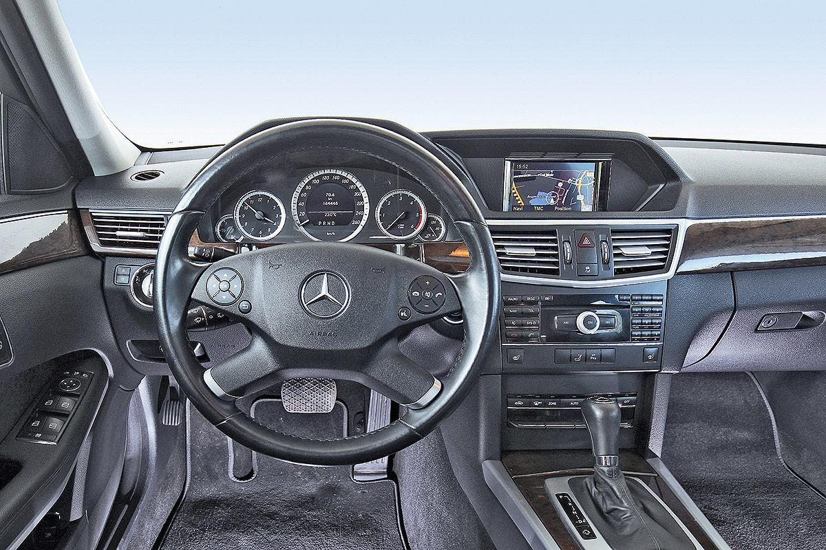 Mercedes E-Klasse (W 212)