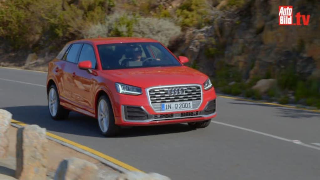Audi Q2 Fahrbericht