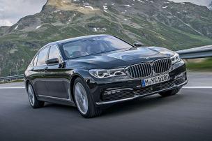 BMW testet autonome 7er