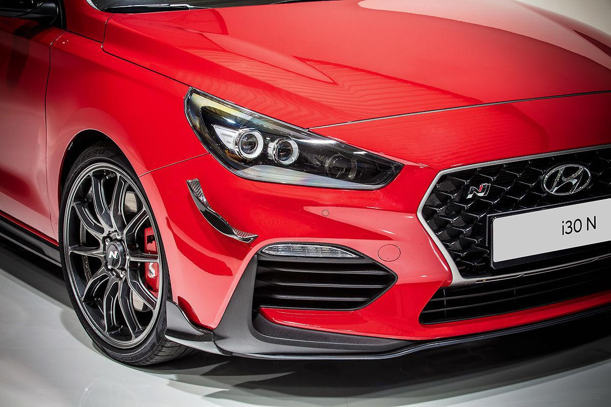 Hyundai i30 N (2017): Infos und Fahrbericht