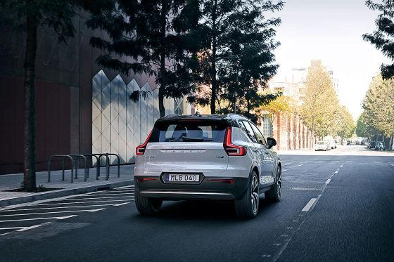 So kommt der Volvo XC40