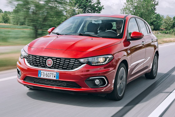 Fahraktion: Fiat Tipo