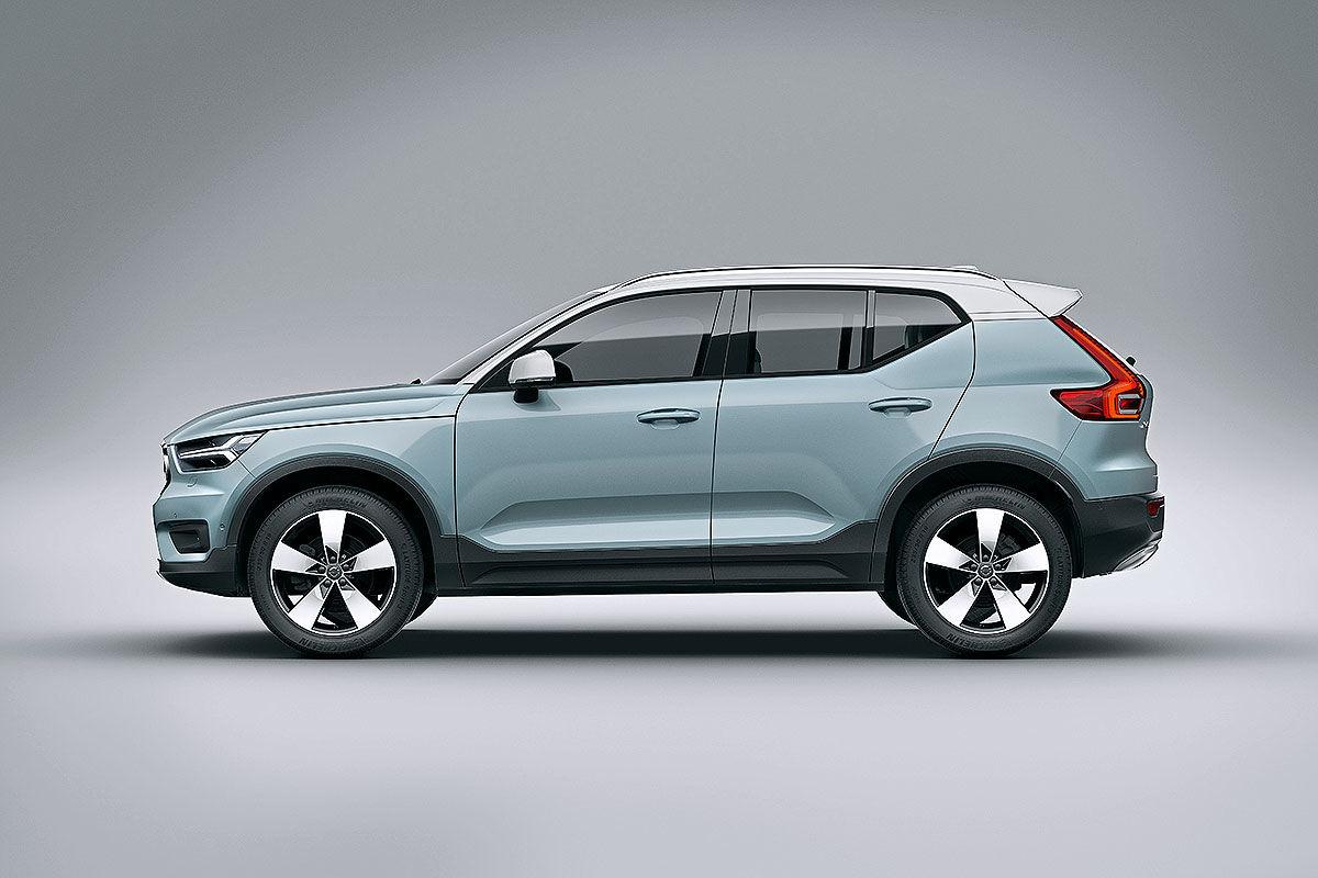 Volvo XC40 (2017): Vorstellung