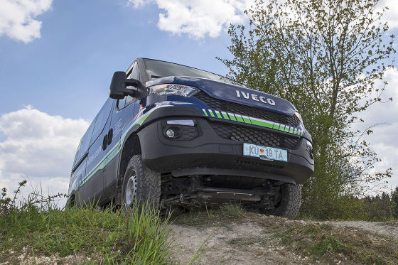 Iveco Daily 4WD All-Road