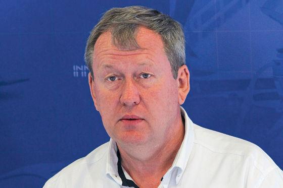 Michelin Motorsport-Direktor Pascal Couasnon