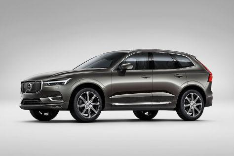 Volvo Xc60 2017 Test Preis Technische Daten Bilder