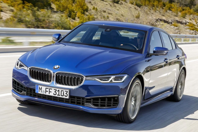 Video Bmw 3er 2018 Autobild De