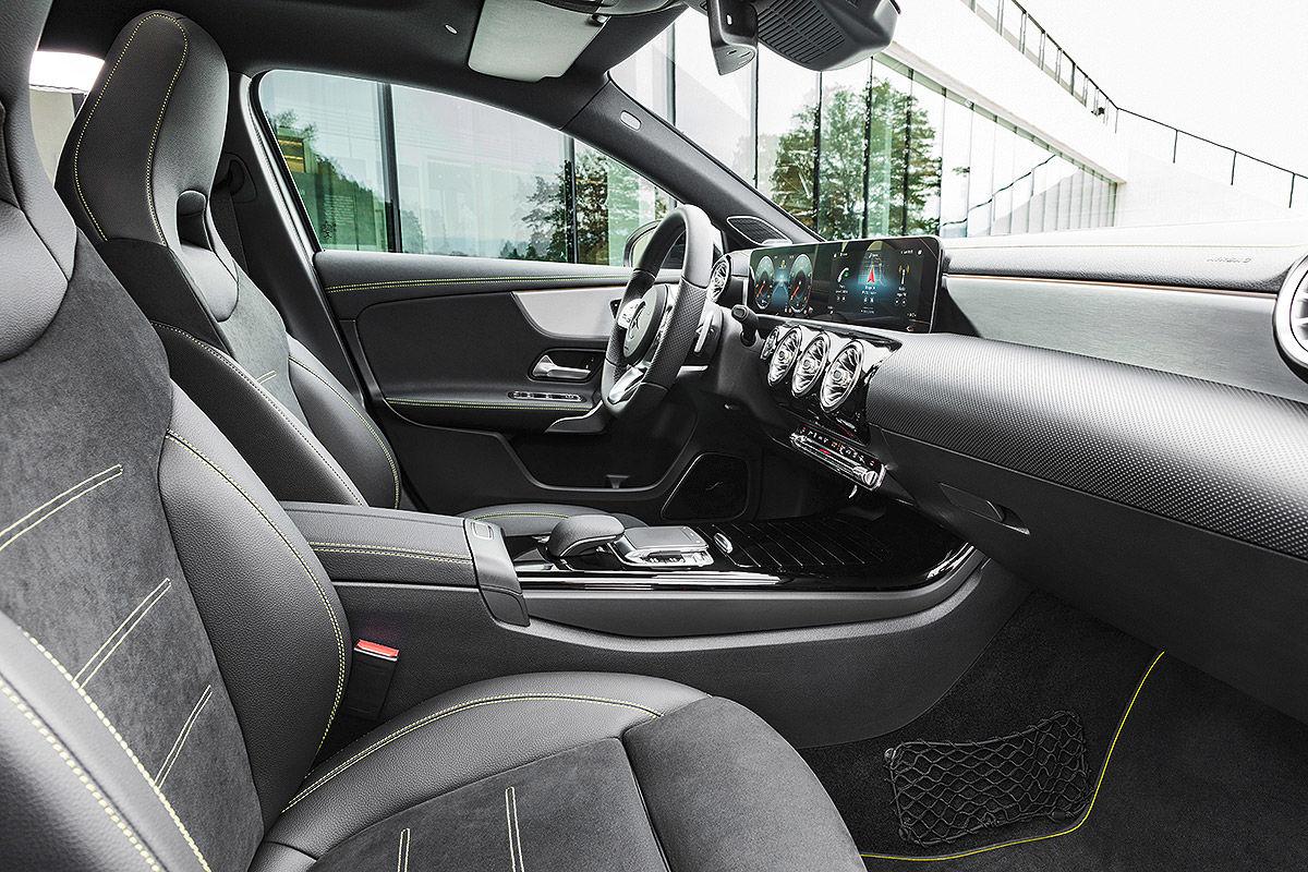 Mercedes A-Klasse W177 (2018): Alle Infos