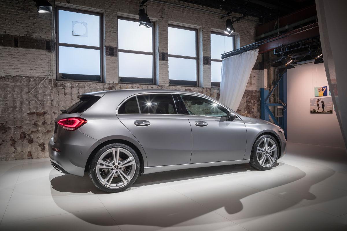 Mercedes A-Klasse W177 (2018): Erlkönig, Motoren, Preis