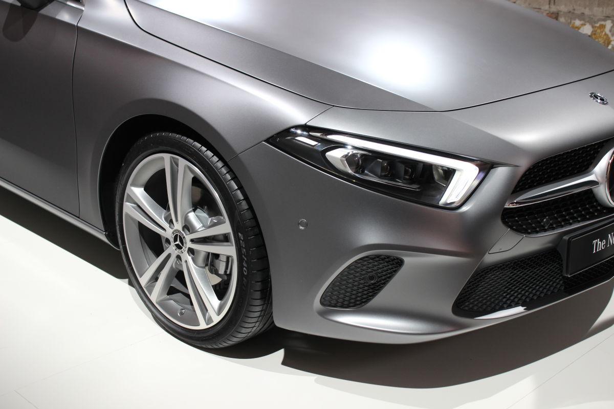 Mercedes A-Klasse W177 (2018): Infos und Test