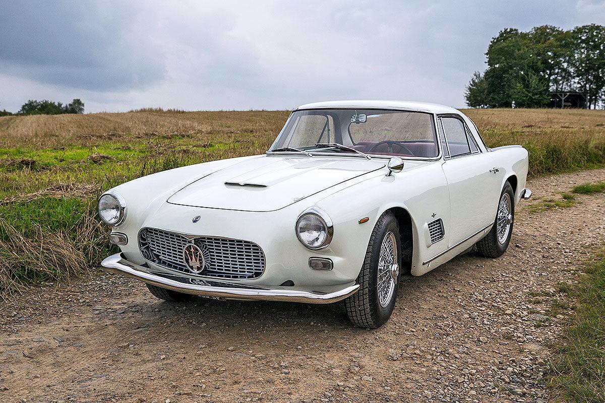 Klassikmarkt Analyse Maserati