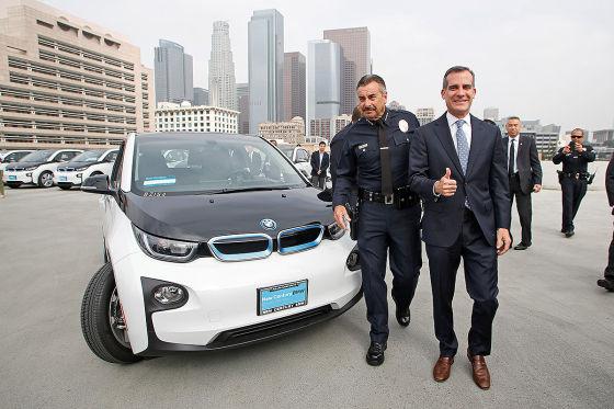 i3-Hundertschaft für Polizei in LA