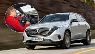Mercedes EQC 400 4Matic: Fahrbericht