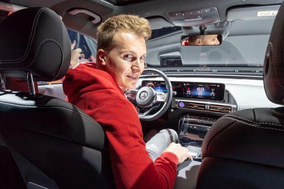 Alles zum Elektro-SUV EQC