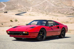 Dieser Ferrari rennt elektrisch!
