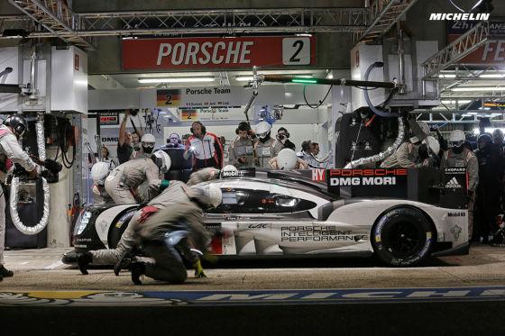 Le Mans Porsche