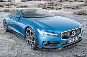 Das Luxus-Coupé von Volvo